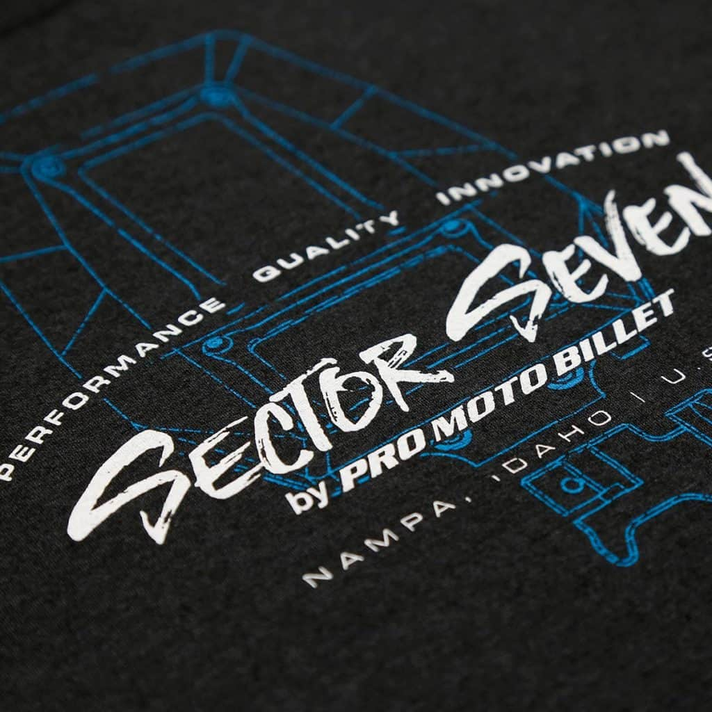 Sector Seven Blue Light T-Shirt