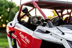Mirror on Rzr pro