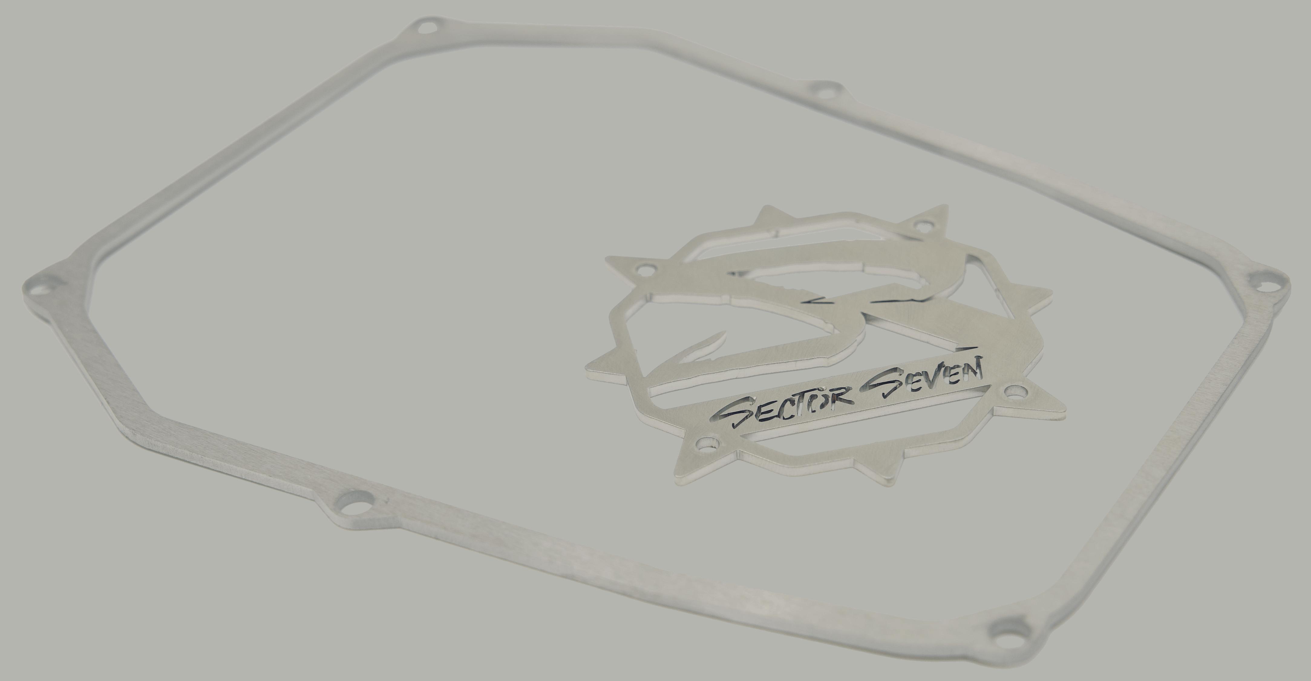 Customizable bezels for custom mirrors